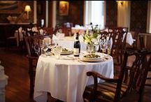 Dining at the UClub / Take advantage of the Five Star Dining at the University Club featuring cuisine from our French Trained Chef.