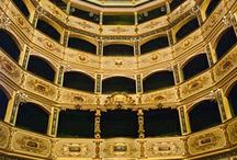 Architecture of the theater