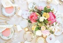 Wedding Reception / Take a look at some ideas on how to host the Ultimate Wedding Reception!