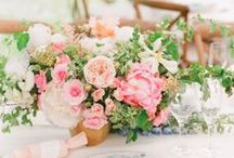 Wedding Centerpieces / Beautiful wedding centerpieces for every season!
