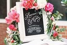 Wedding Guest Book Ideas / Take a look at some creative guest book ideas!