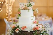 Wedding Cake / Take a look at some non-traditional and delicious wedding cakes!