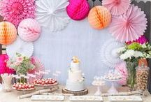 Baby Shower Ideas / Cute and fun ideas on hosting the most adorable baby shower!