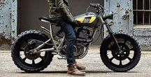 Moto inspirations / one day i'll build my own scrambler... or rebuild my FZ6 co this is where i keep inspirational photos