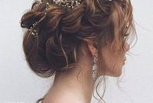 Hairstyling / HOw to do and inspiration pin about hairstyling
