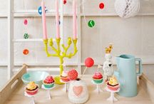 Party Ideas and Inspiration / Inspiration for beautiful party decorations! / by Heart Handmade UK