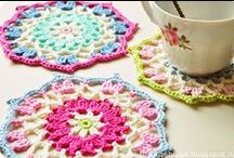 Crochet / Gorgeous crochet project inspiration, patterns and tutorial  / by Heart Handmade UK Craft and Decor Blogger