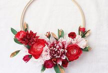 Flowers / by Heart Handmade UK Craft and Decor Blogger