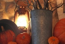 Fall Ideas / by Dawn Nelson