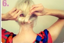 happy hair / by Ashlie Murra