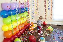 Party Ideas / by Tiffany Kennedy