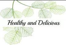 Healthy & Delicious / healthy recipes | healthy meals | healthy eating