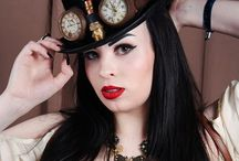 Steampunk / Everything steampunk- from the clothes and accessories to gadgets, gizmos and fun photography. / by Stephanie McLeskey