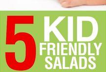 kids food / by Jessica Cattolica