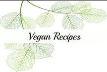 Vegan Recipes / Vegan recipes | Vegan meals | Plant based recipes | Plant based meals