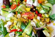 Salads / by Carly Kolk