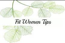 Fit Women Tips / Fitness Tips | Exercise for women | Fit women
