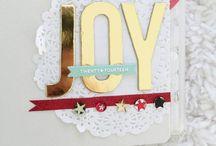 December Daily Album / by Heart Handmade UK Craft and Decor Blogger