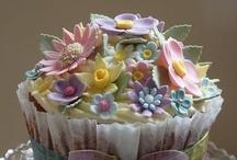 Cakes / by Carly Kolk