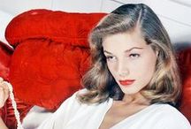 Iconic Beauties / Our favorite beauty icons who inspire us daily.