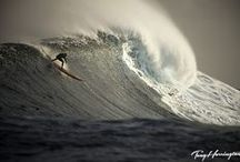 Surfing / I'll always love the Surf i'm a Pisces after all.
