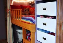 Pimped out RV / Making a vacation RV as comfortable as a full time living space. / by Frugality Gal