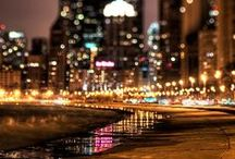 City Of Blinding Lights / City Of Blinding Lights - U2 / by Andressa Ferreira