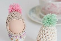 Easter Craft Ideas and Decor / My board to store all my favourite Easter craft ideas, easter decorations, easter decor and beautiful easter table settings.  / by Heart Handmade UK Craft and Decor Blogger