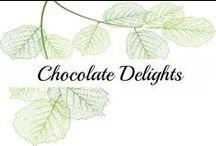 Chocolate Delights / chocolate | chocolate desserts | chocolate recipes