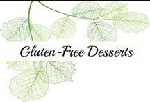 Gluten Free Desserts / gluten free sweets | gluten free desserts | gluten free