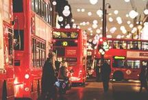 Cities: London / by Andressa Ferreira