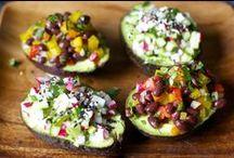 Healthy snacks / by Katia Camargo