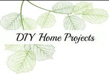 DIY Home Projects / Interesting and do-able projects for the home.