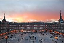 Madrid | 100 Cities  / Capturing the heart of Spain's crowning capital. / by Knok