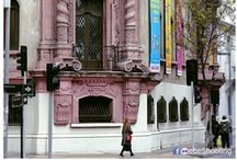 Santiago Chile | 100 Cities  / A visual board to reflect the beautiful, vibrant city of Santiago Chile! / by Knok