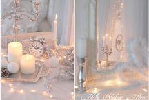Winter Wonderland Sparkly Christmas / by Heart Handmade UK Craft and Decor Blogger
