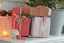 Holiday/Christmas Gift Wrap / All of the very best gift wrap inspiration for Christmas -  Want to join as a contributor? Please see guidelines -> http://bit.ly/1W3ulLN