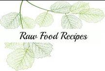 Raw Food Recipes / raw food | raw food recipes | raw food meals