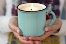 Candle Light / by Heart Handmade UK Craft and Decor Blogger