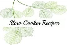 Slow Cooker Recipes / slow cooker | slow cooker meals | slow cooker recipes