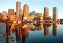 Boston | 100 Cities  / A visual mix of all things Boston. / by Knok