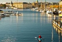 Stockholm | 100 Cities / A collection of the unique sites, foods, people, fashion, architecture, landscapes and quirks that define Stockholm / by Knok