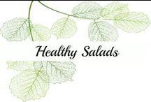 Healthy Salads / salads | healthy salads