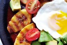 Wake Me Up / Breakfast foods to break your slumber / by Cristina Sola