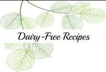 Dairy Free Recipes / dairy free meals | dairy free recipes | dairy free