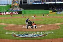 Marlins Opening Night - March 31, 2014 / Your Miami Marlins opened the 2014 season at Marlins Park against the Colorado Rockies. Reigning National League Rookie of the Year, Jose Fernandez, tied a franchise Opening Night strikeout record in the Marlins' 10-1 victory over the Rockies before a sellout crowd of 37,116 Fish fans!