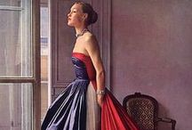 Madame Gres / Dresses made by the sculptress Madame Gres