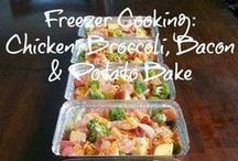 Freezer Cooking / Freezer Cooking : A board for collecting my favorite Freezer meal recipes, crockpot freezer meals and traditional recipes that are freezer friendly.  / by Frugality Gal