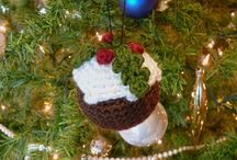 Christmas Crochet / Crochet thats fun and festive / by Heart Handmade UK Craft and Decor Blogger