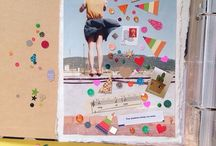 Art Journalling Ideas 2 / The second board dedicated to Art Journalling ideas and inspiration  / by Heart Handmade UK Craft and Decor Blogger